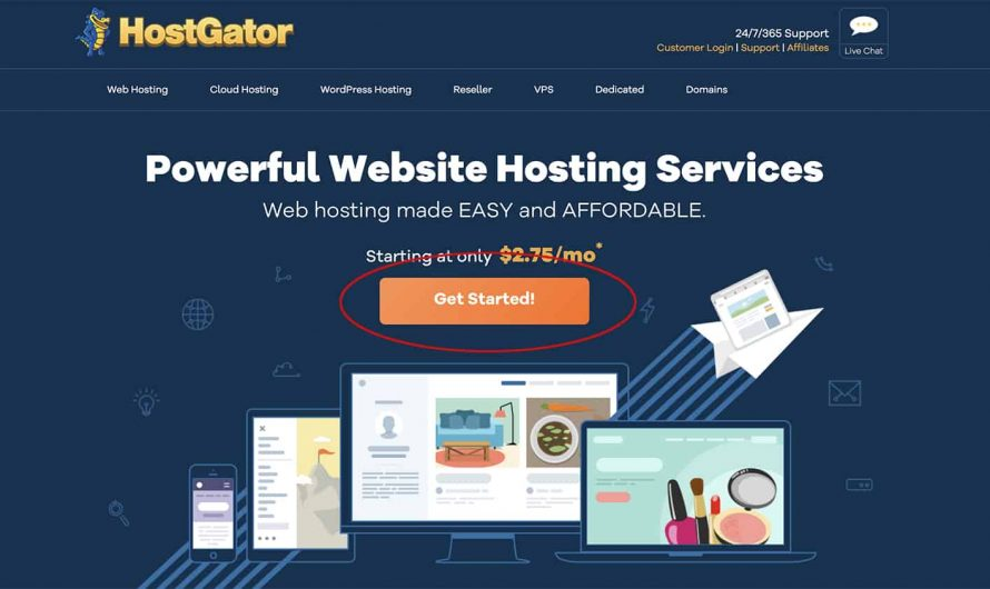 Hostgator.com Review 2020: Pros and Cons, Features