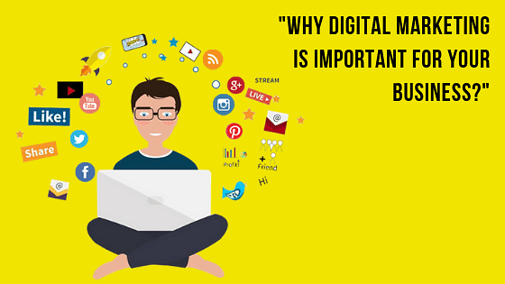 Digital Marketing And Its Importance