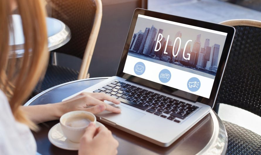 Step by Step Guide- How to Write Blog Post